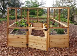 deer proof raised garden beds 21 s with pictures