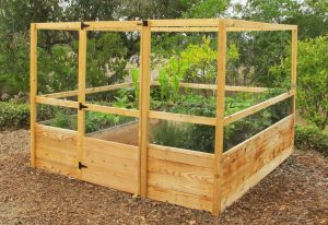 8x8-complete-vegetable-garden-kit-deer-proof-1