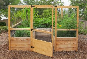 Gardens to gro ready made vegetable gardens - Deer proof vegetable garden ideas ...